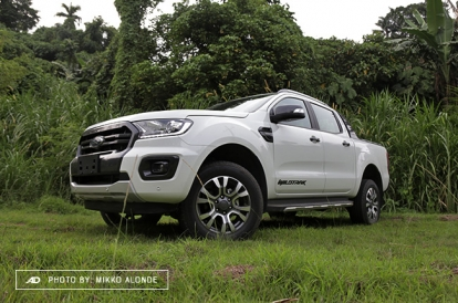 2019 Ford Ranger Wildtrak 2 0 4x2 Single-Turbo Review