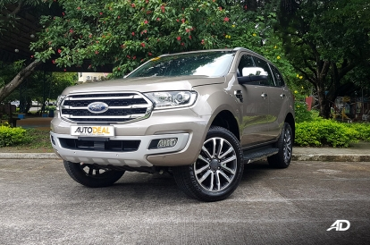 Refreshed 2020 Ford Everest Finally Makes Philippine Debut Autodeal