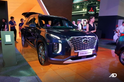 2020 Hyundai Palisade Unveiled In The Philippines Autodeal