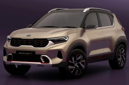 An All New Kia Crossover Will Be Released Later This Year Autodeal