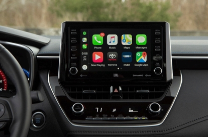 Toyota Cars to have Apple CarPlay | Autodeal