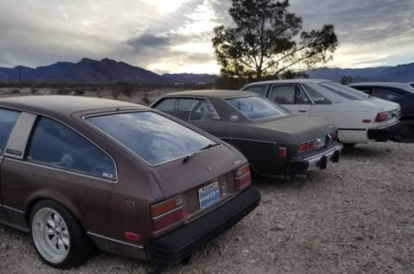 Love Toyota? Someone's selling his entire Toyota classic