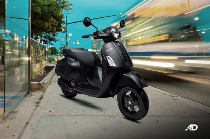 Vespa PH launches two limited Notte special series | Autodeal