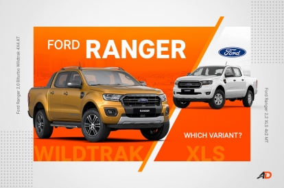 Which 2020 Ford Ranger To Buy Variant Comparison Guide Autodeal