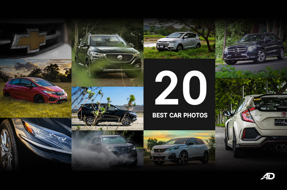 20 best car photos of 2018