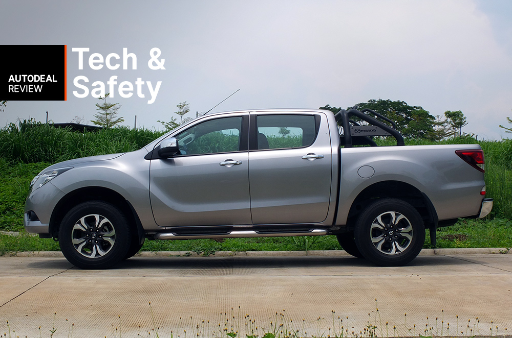 2018 Mazda BT-50 Tech & Safety Review