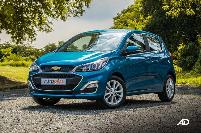 2019 Chevrolet Spark price change