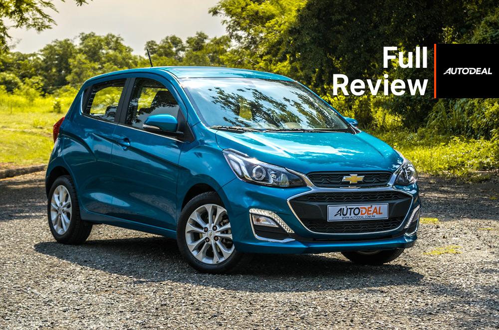 2019 Chevrolet Spark Review