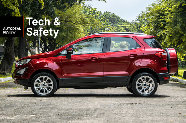 2019 Ford EcoSport 1.5 Technology & Safety Review