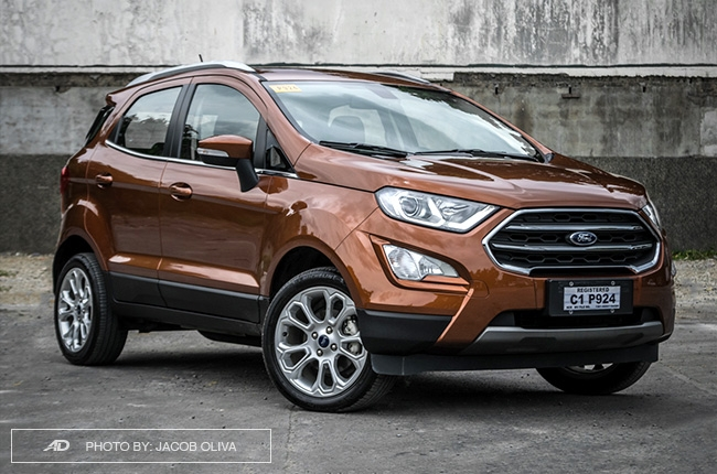 2019 Ford EcoSport Lifestyle Article