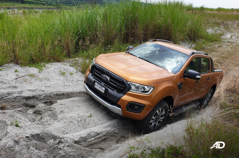 2019 Ford Ranger Wildtrak