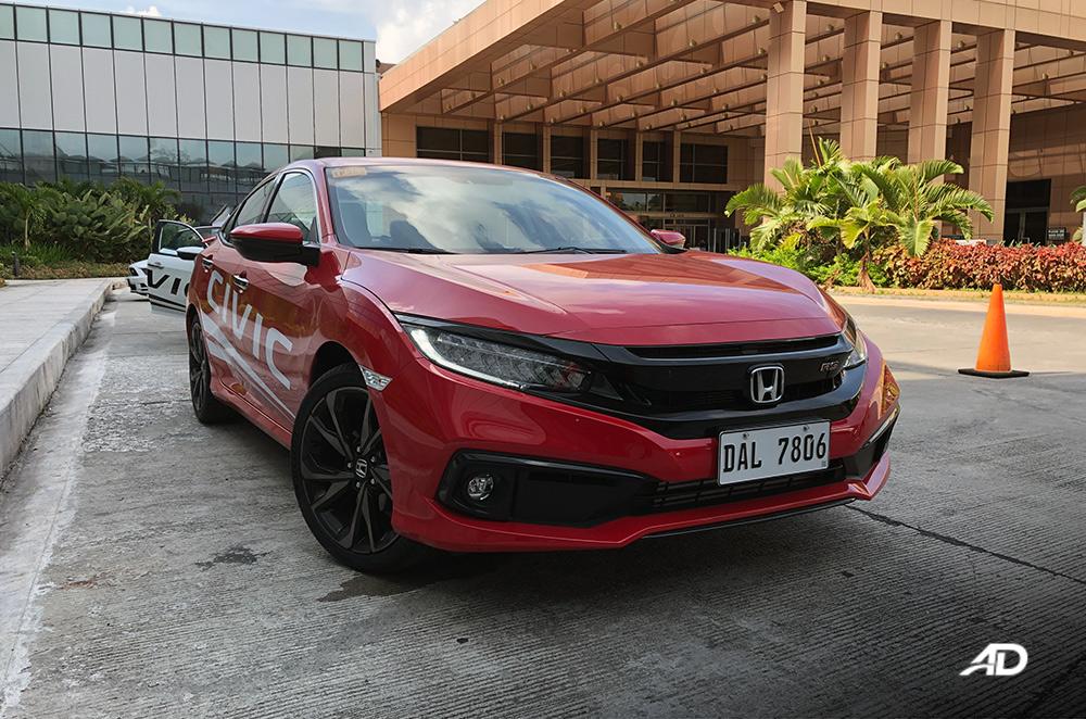2019 Honda Civic Drive