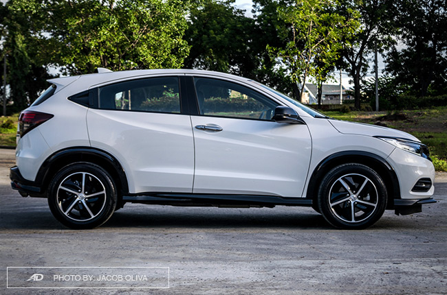 2019 Honda HR-V Technology and Safety
