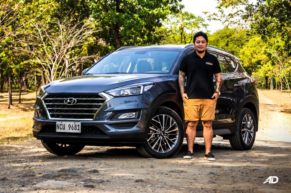 2019 Hyundai Tucson CRDi Review Philippines