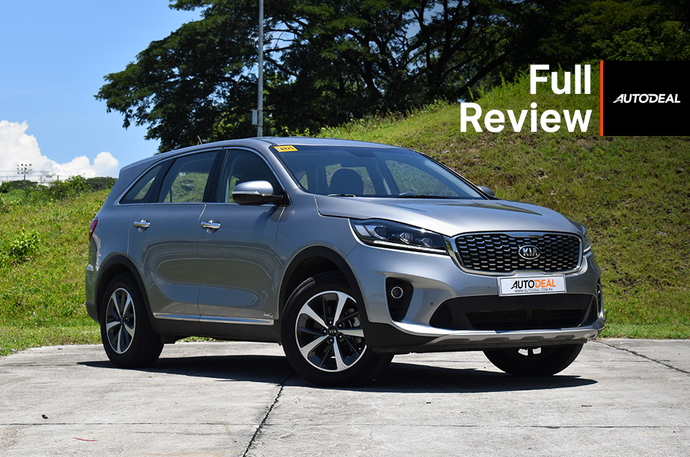 2019 Kia Sorento EX AWD AT review