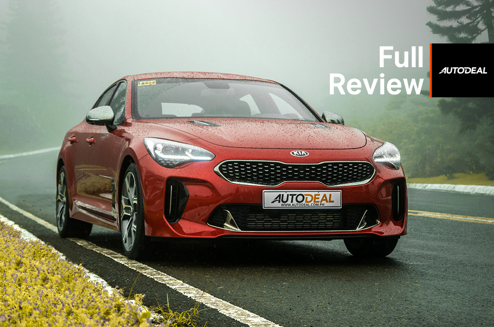 2019 Kia Stinger Review Philippines