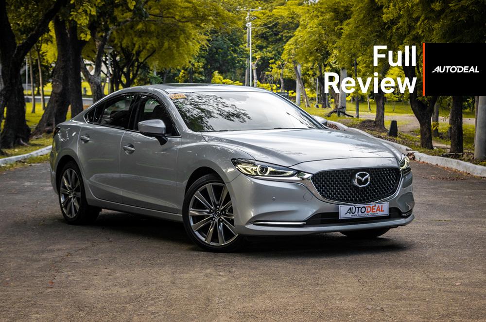 2019 Mazda6 Sedan Diesel Philippines