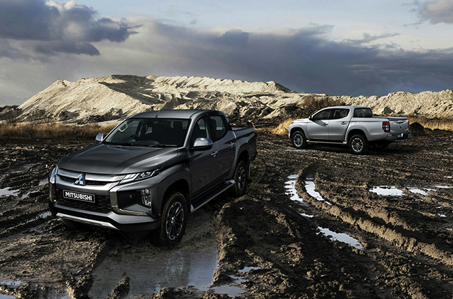 2019 Mitsubishi Strada prices