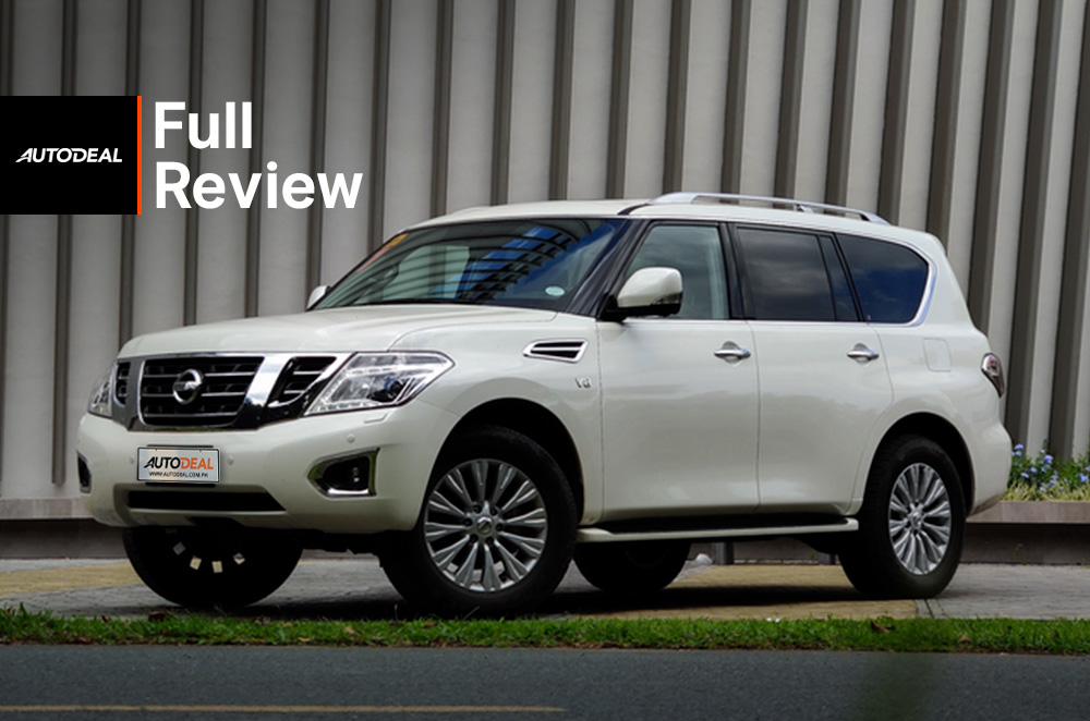 2019 Nissan Patrol Full Review