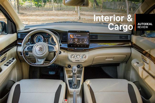 2019 Suzuki Ertiga Interior & Cargo Space Review
