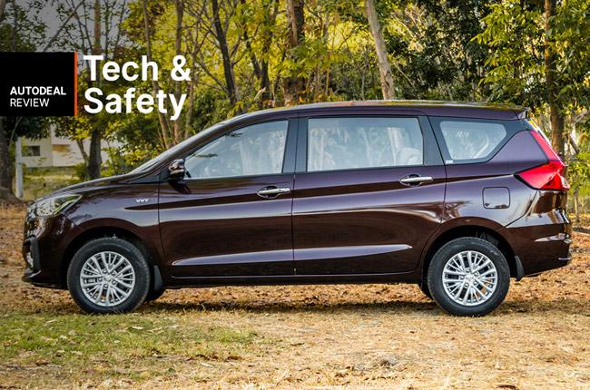 2019 Suzuki Ertiga Technology & Safety Review