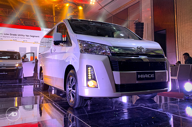 2019 Toyota Hiace Philippines