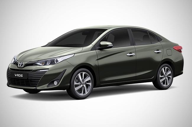 2019 Toyota Vios XE CVT