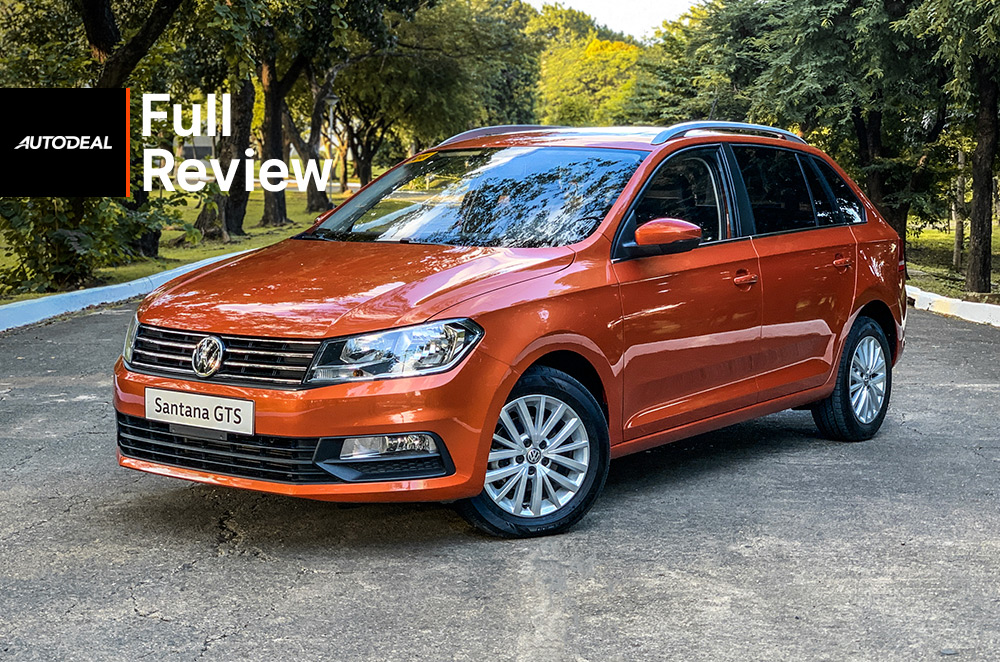 2019 volkswagen santana gts wagon road test review philippines