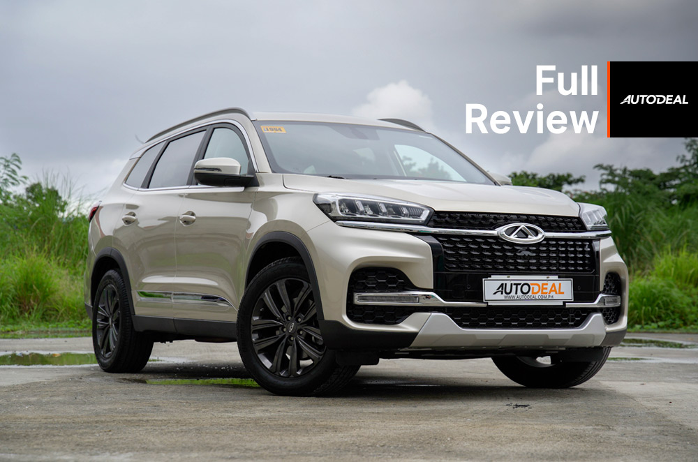 2020 Chery Tiggo 8 Review