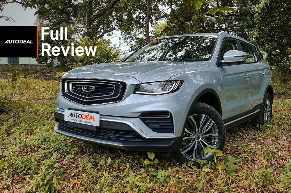 2020 Geely Azkarra Premium Review