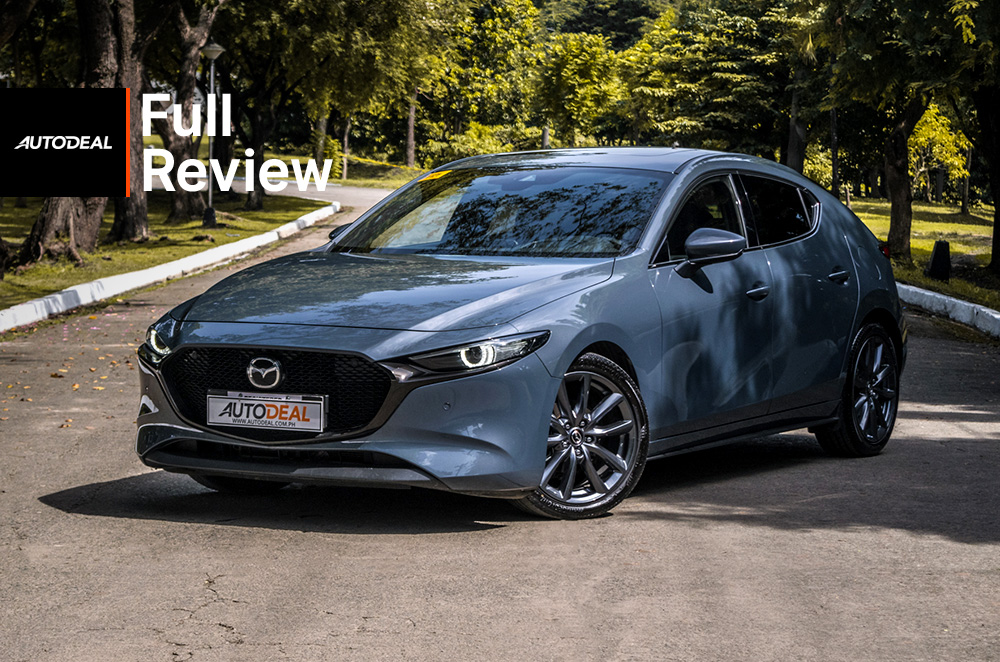 2020 Mazda3 Sportback Review Road Test Philippines