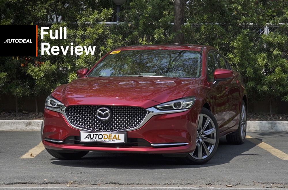 2020 Mazda6 Turbo Review