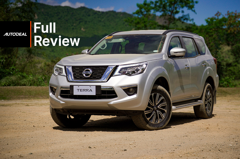 2020 Nissan Terra 4x2 Review