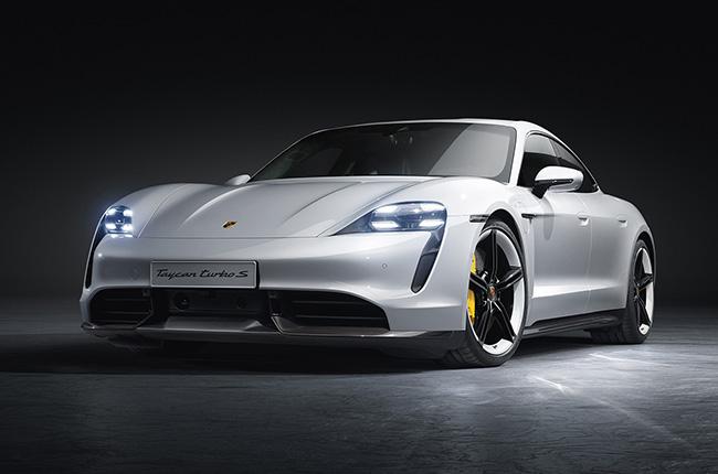 2020 Porsche Taycan Electric Vehicle Philippines