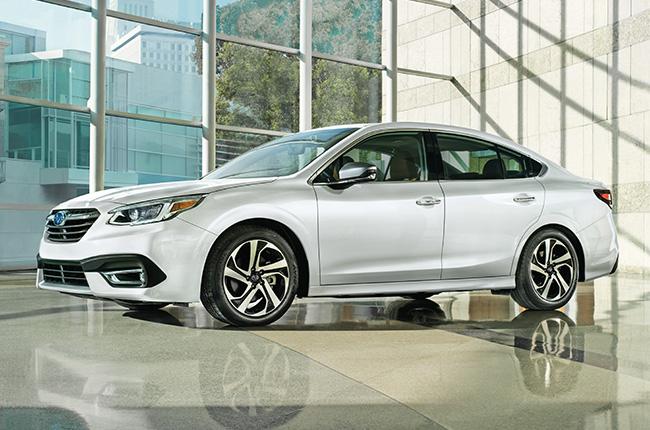 2020 Subaru Legacy debut