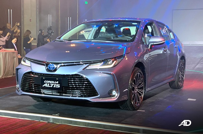 2020 Toyota Corolla Altis Philippines