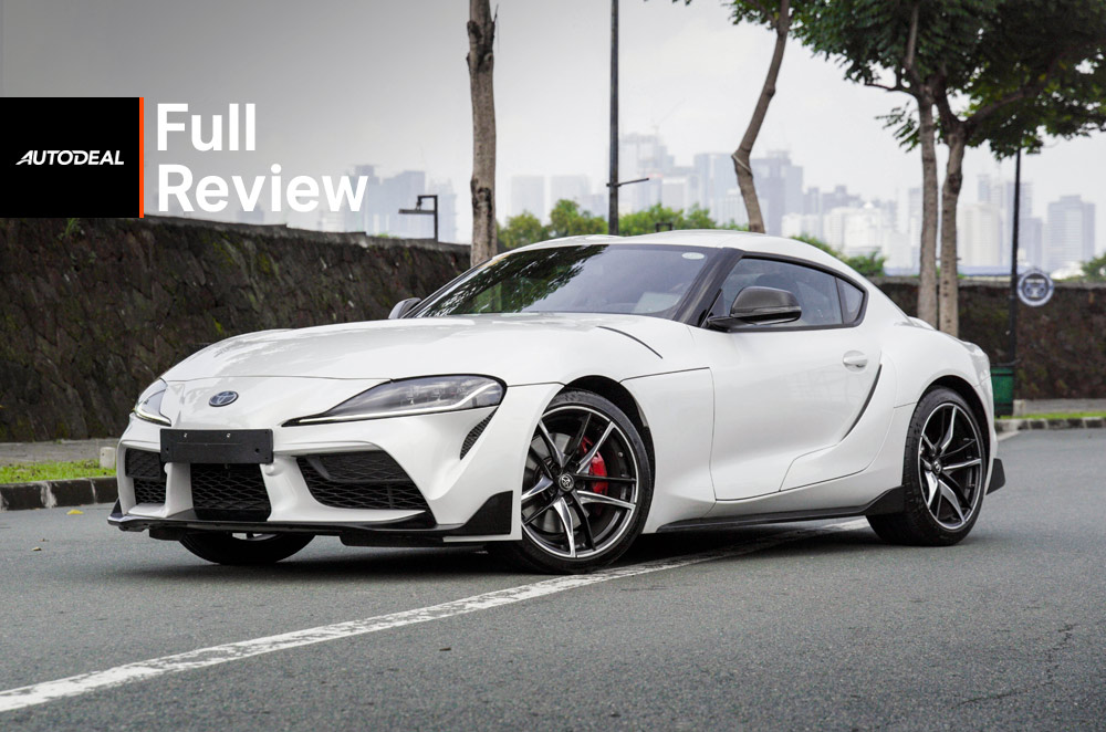 2020 Toyota Supra Review Philippines
