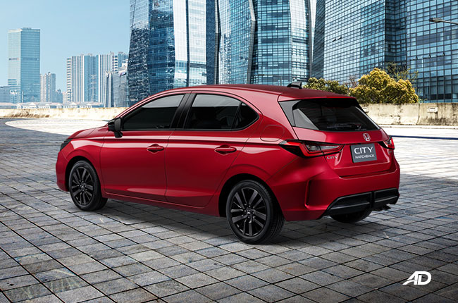 The 2021 Honda City hatchback and e:HEV makes their debut ...