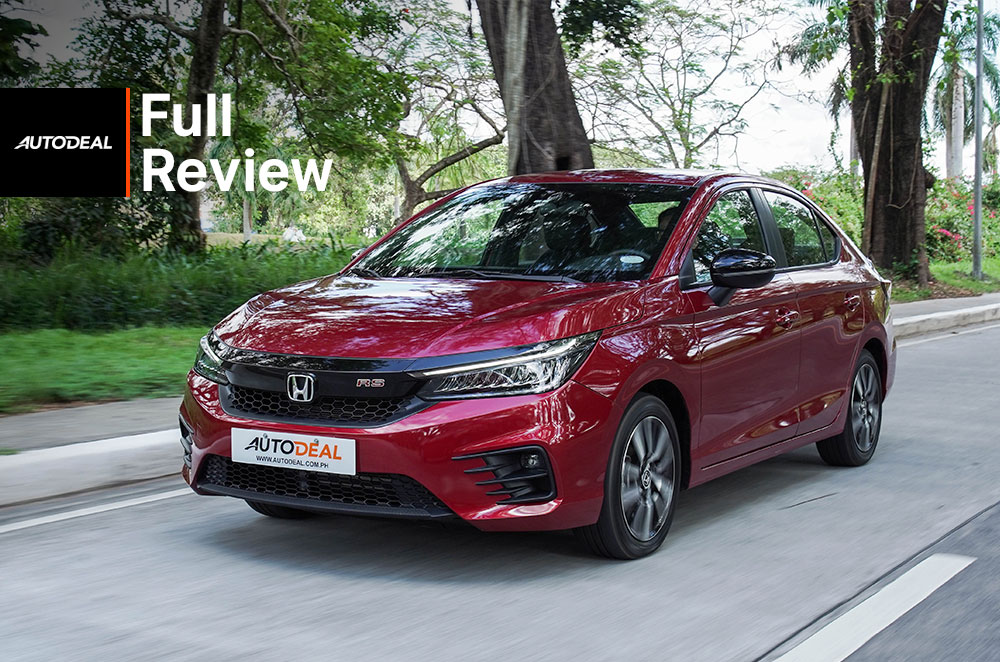 2021 Honda City RS Review Philippines