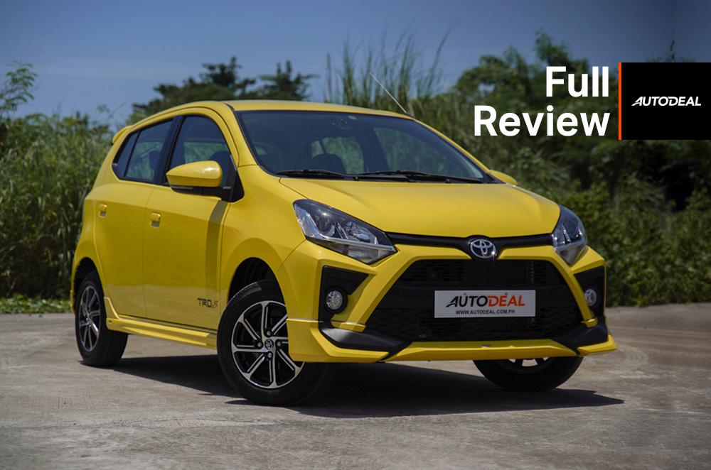 2021 Toyota Wigo review