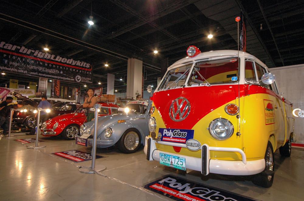 8th Manila Auto Salon