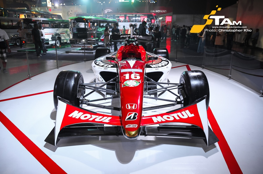 Honda Philippines Motorsport.