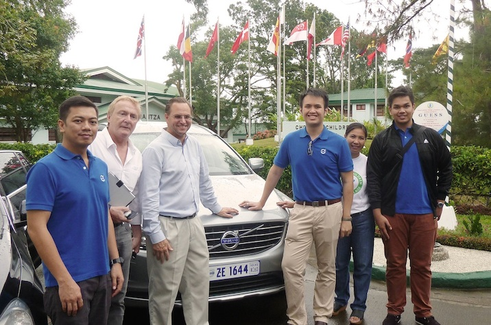 Volvo Philippines Paying it Forward