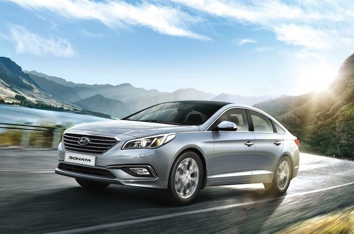 The 2015 Hyundai Sonata Philippines