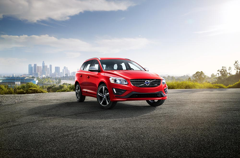 Volvo earns top honors in 2015 IIHS Top Safety Pick+ Awards