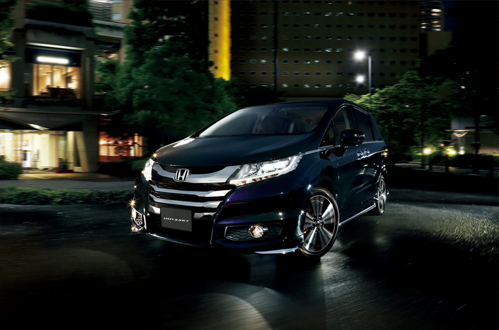 Honda receives over 100 pre-orders for the all-new Odyssey since launch