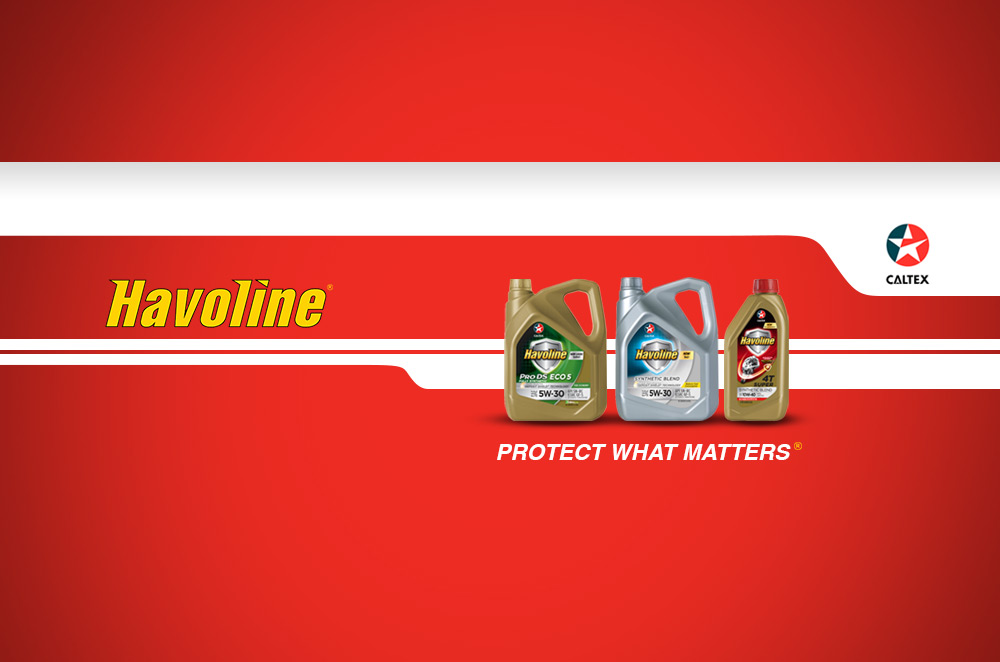 Caltex relaunches Havoline Engine Oils for the Ultimate Engine Protection