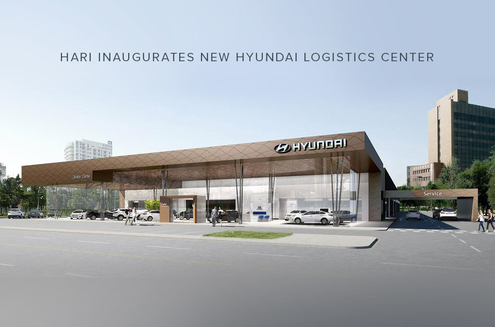 HARI inaugurates new Hyundai Logistics Center in Laguna