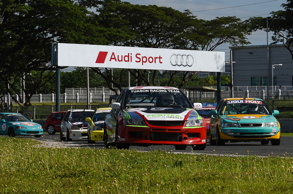Kaikkonen dominates Rd. 1 of the 2015 Philippine GT Championship