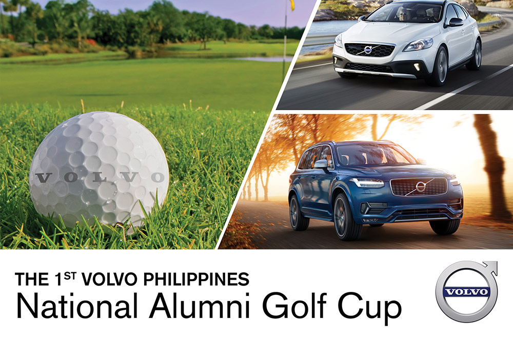Volvo Philippines holds its first-ever National Alumni Cup